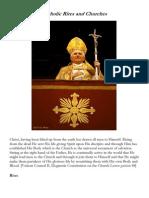 Catholic Rites and Churches