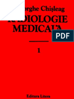 Radiologie Medicala (Gheorghe Chisleag) Vol 1 - 1986