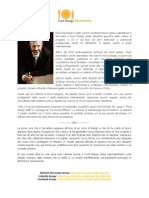Il Food Design e i protagonisti - Paolo Barichella