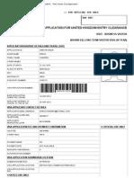 Turkey Visa Application Form Travel Visa Passport