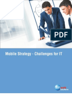 Mobile Strategy – Challenges for IT