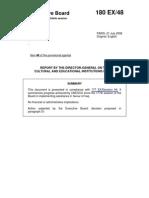 Informe Unesco 2008