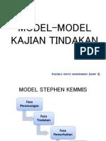 Model-model Kajian Tindakan