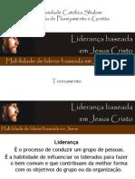 Liderança Baseada em Jesus