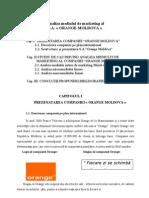 Mediul de Marketing La Orange Md