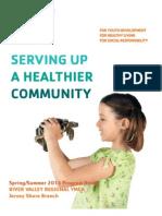 2013 JS Spring-Summer Program Brochure 1