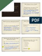 5 Great Controversy & 1st Advent (DA, 1) (1)
