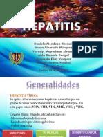 Hepatitis Patologia