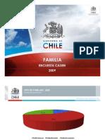 Casen 2009 Familia