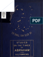 Studies on the Times of Abraham - Henry George Tomkins