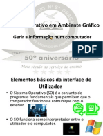 Ambiente Gráfico WINDOWS 7