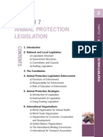 Animal Protection Legislation Resources
