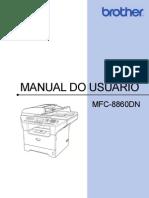 Manul Da Impressora MFC8860DN