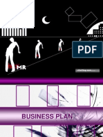 Business plan sample (presentation)