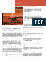 The Mighty Mars Rover Discussion Guide
