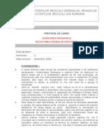 INGRIJIREA PEDIATRICA. RECOLTAREA PROBELOR BIOLOGICE.doc