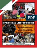 Operation Ghetto Storm