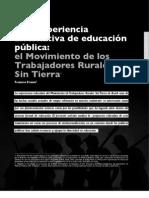 Trabajadores Sin Tierra - Educacion Alternativa
