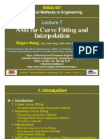 Lecture7-CurveFitting