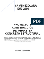 Normas de Concreto