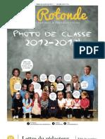 La Rotonde - édition du 8 avril 2013