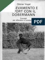 Allevamento e Sport Con Il Dobermann