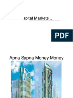 Capital Inflows and Share Market