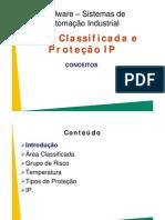CLASSIFICAÇÂO DE ÁREAS - HW 06 - REV A