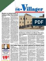 Times Villager Article, part 1