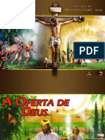 A Oferta de Deus
