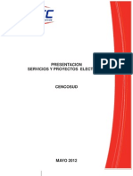 Presentacion Cgelec Ingenieria Electrica