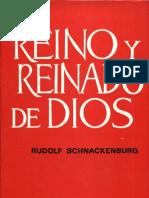 Reino y Reinado de Dios - Rudolf Schnackenburg.pdf