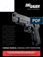 SIG 220, 226, 229, 239 Manual