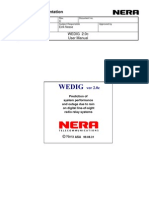 Wedig User Manual 2.0 Rev.C