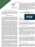 Ley de Patrimonio de Baleares