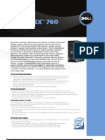 Optiplex 760 Spec Sheet En