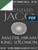 El Templo Del Rey Salomon - Jacq Christian