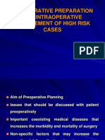 High Risk Cases