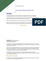 ALCA o ALBA El Financiero 27Ene 2007