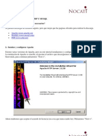 INSTALACIÓN APACHE, PHP Y MYSQL