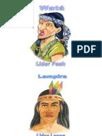 Caciques de Los Pueblos Indigenas[1]