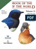 Sekercioglu 2006 HandbookOfTheBirdsOfTheWorld_Ecological Significance of Bird Populations