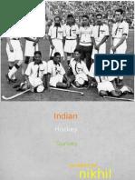 Indian Hockey Survey Result