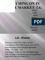 Final LG Rural Marketing Presentation