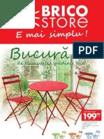 catalog mobilier gradina