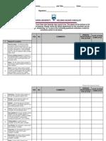 Welding Checklist 9195