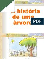 História árvore
