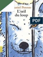 Pennac,Daniel-L'Oeil Du Loup(1984).OCR.french.ebook.alexandriZ
