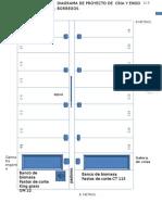 Diagrama de Distribucion de Borregos