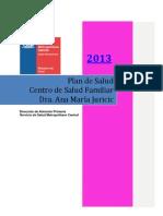 Plan Salud Juricic 2013